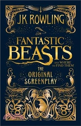 Fantastic Beasts and Where to Find Them : The Original Screenplay (英國版)