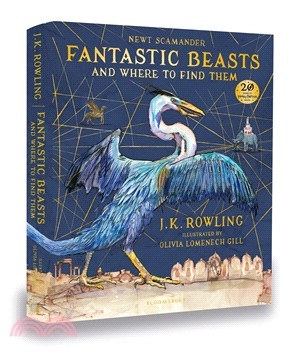 Fantastic Beasts and Where to Find Them: Illustrated Edition(英國版)