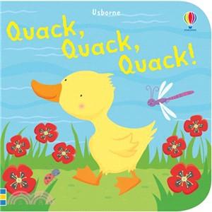 Quack, Quack, Quack! (洗澡書)