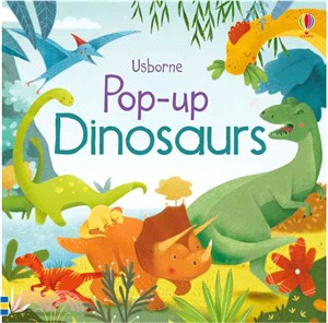 Pop-up Dinosaurs (立體書)