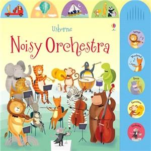 Noisy Orchestra (硬頁音效書)