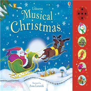 Musical Christmas (硬頁音效書)