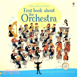 First Book about the Orchestra (硬頁音效書)