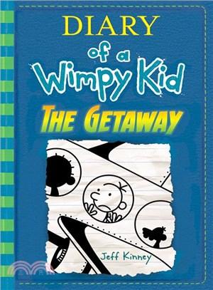 Diary of a Wimpy Kid #12: The Getaway (美國版)