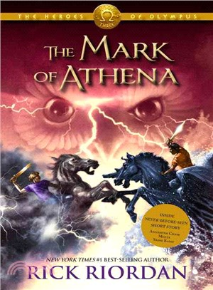 Mark of Athena-Heroes of Olympus Book 3