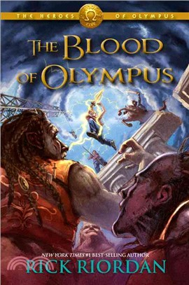 The Blood of Olympus-Heroes of Olympus, Book5