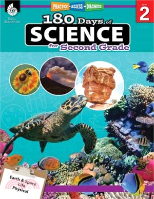 180 Days of Science for Second Grade ― Practice, Assess, Diagnose