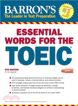 Essential Words for the TOEIC 6E