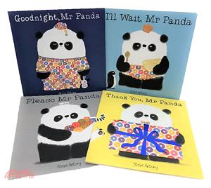 Mr Panda (4本平裝本)