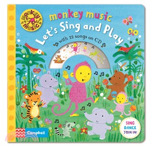 Let's Sing and Play (1硬頁+1CD)