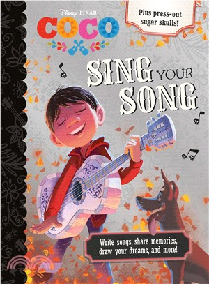 Sing Your Song ─ Write Songs, Share Memories, Draw Your Dreams, and More!