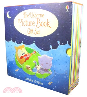 Usborne Picture Book Gift Set (20本入)