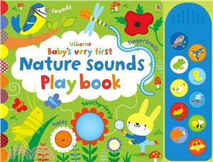 Baby's Very First Nature Sounds Playbook (硬頁觸摸音效書)