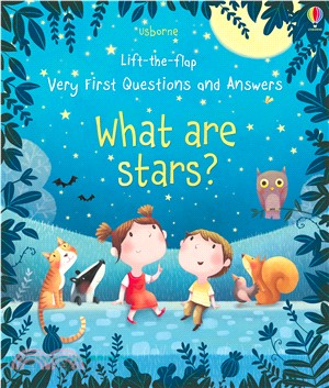 Lift-the-Flap Very First Questions & Answers What Are Stars (硬頁書)