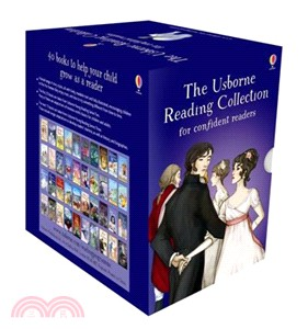 Usborne Reading Collection for Confident Readers (40本平裝讀本)