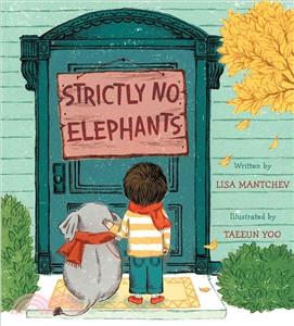 Strictly No Elephants (精裝本)