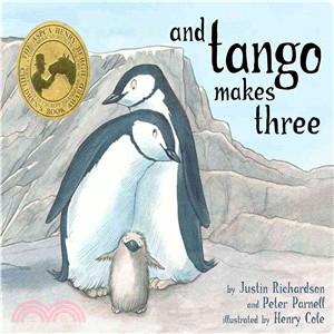 And Tango Makes Three (Book + CD)