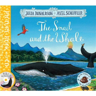 The Snail and the Whale (1平裝 + 1CD)