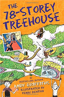 The 78-Storey Treehouse(英國版)