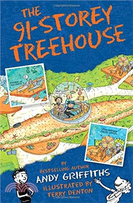 The 91-Storey Treehouse(英國版)