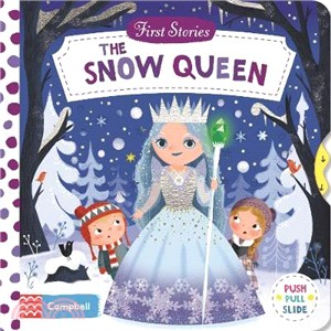 The Snow Queen (First Stories)(硬頁推拉書)