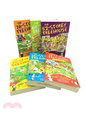 Treehouse Collection 6-volume pack