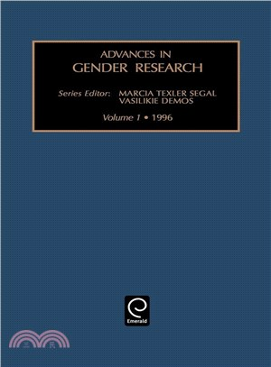 Advances in gender research.