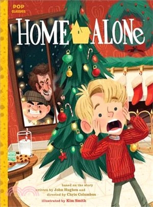 Home Alone ─ The Classic Illustrated Storybook