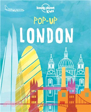 Pop-up London (Lonely Planet Kids)
