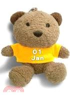 BOC365-01 365繽紛熊-1月1日
