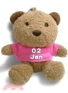 BOC365-01 365繽紛熊-1月2日