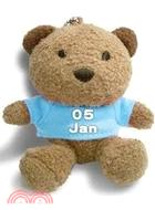 BOC365-01 365繽紛熊-1月5日