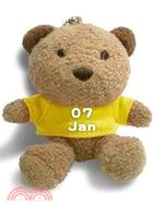 BOC365-01 365繽紛熊-1月7日