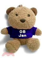 BOC365-01 365繽紛熊-1月8日
