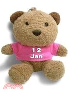 BOC365-01 365繽紛熊-1月12日