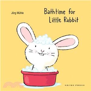 Bathtime for Little Rabbit (硬頁書)