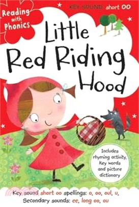 Reading with Phonics Little Red Riding Hood