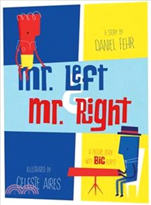 Mr Left and Mr Right (精裝本)