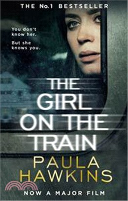 The Girl on the Train: Film tie-in (英國版)