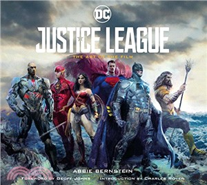 Justice League ─ The Art of the Film
