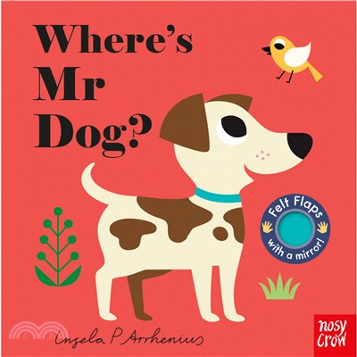 Where's Mr Dog? (Felt Flaps)