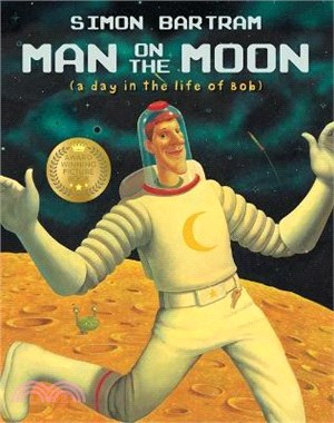 The Man On The Moon (平裝本)
