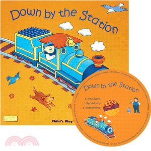 Down by the Station (1平裝+1CD)