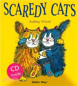 Scaredy Cats (1平裝+1CD)