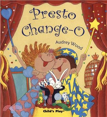 Presto Change-O (1平裝+1CD)