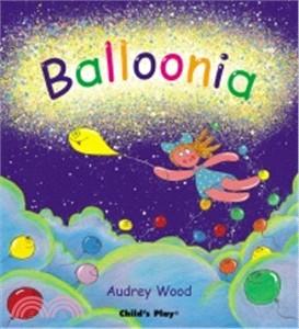 Balloonia (1平裝+1CD)