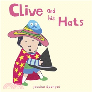 Clive and His Hats(硬頁書)