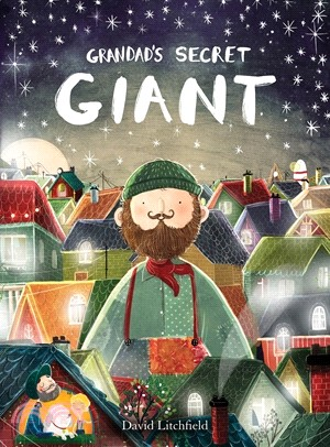 Grandad's Secret Giant (精裝本)