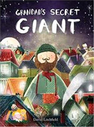 Grandad's Secret Giant (平裝本)