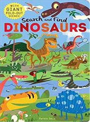 Search and Find:Dinosaurs